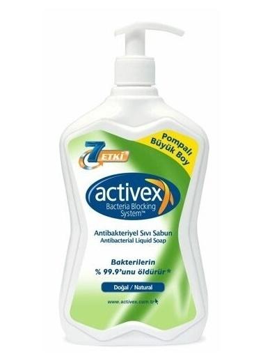 Activex Activex Sıvı Sabun Doğal Koruma 700 ml Renksiz